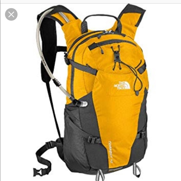 najlepiej sprzedający się szeroki wybór dobrze znany The north face backpack torrent 12